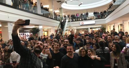 """""""Çakallarla Dans 5"""" ekibinden İzmir'e gala çıkarması"""