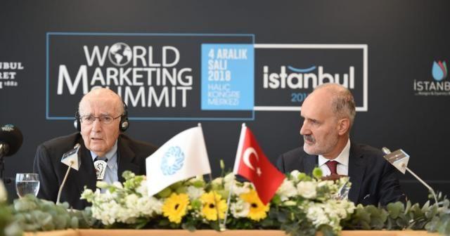 'Modern pazarlamanın duayeni' İstanbul'daydı