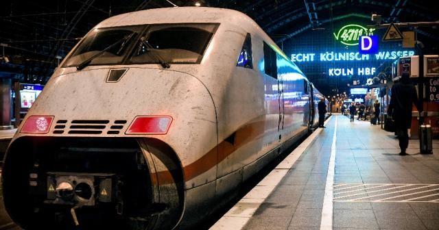 Almanya'da demiryolu işçileri grvede
