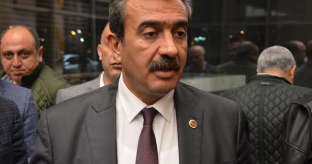 Başkan Çetin'den belediyedeki saldırıyla ilgili açıklama