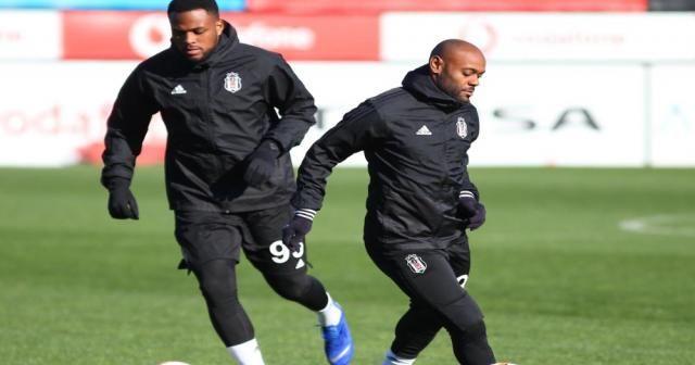 Beşiktaş Malmö hazırlıklarına başladı