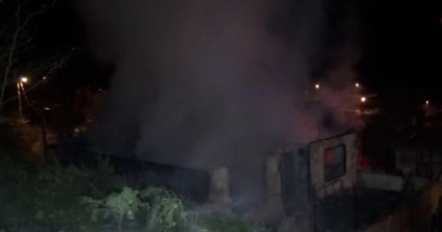 Düzce'de feci yangın: 3 ölü, 1 yaralı