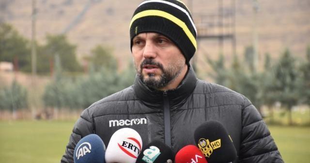 E.Yeni Malatyaspor'da puan sıralaması memnuniyeti