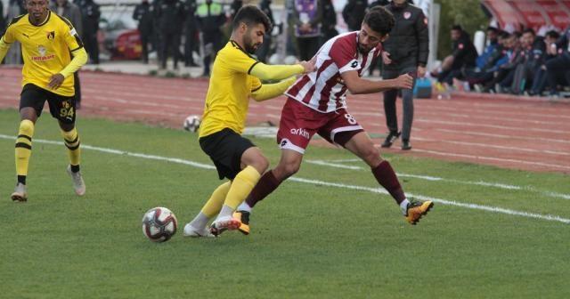 Elazığspor ile İstanbulspor yenişemedi
