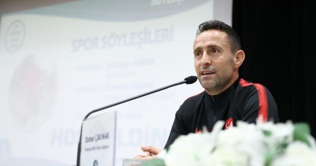 Osman Çakmak'tan A Millilere gönderme