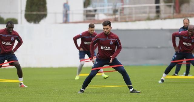 Trabzonspor Atiker Konyaspor hazırlıklarına 7 eksikle başladı
