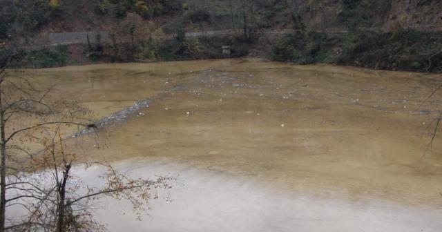 Yine Sera Gölü, yine kirlilik