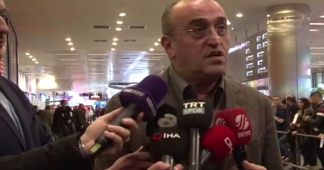 """""""Alan Galatasaray'a gelmek için elinden gelen her şeyi yapıyor"""""""