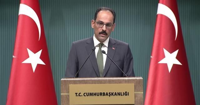 """""""Güvenli bölgenin kontrolü Türkiye'de olacak"""""""