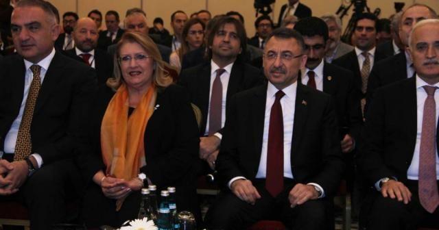 """""""Türkiye yatırımlarınız için bir cazibe merkezidir"""""""