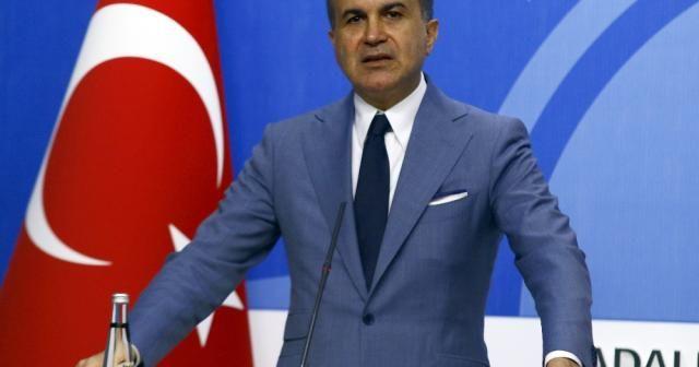 AK Parti Sözcüsü Çelik: Olağan şüpheliler ortada