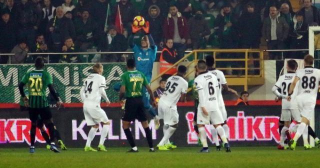 Akhisarspor 3-0 hükmen mağlup sayıldı