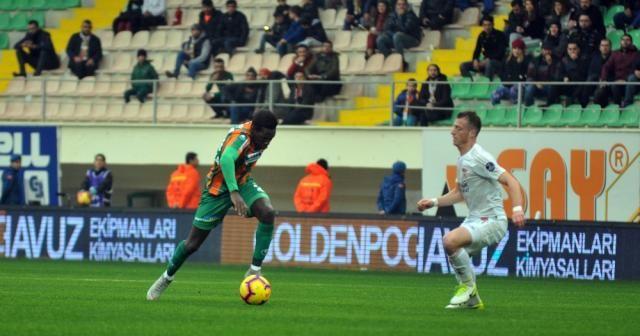 Alanya Sivas'ı 2 golle geçti