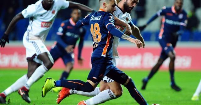 Başakşehir'den tek gollü galibiyet
