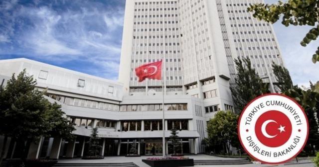 Dışişleri Bakanlığı, Münbiç'deki bombalı saldırıyı kınadı