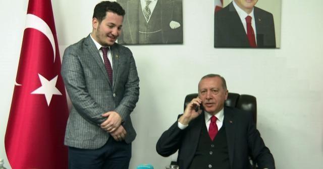 Erdoğan, bir doktora kız istedi