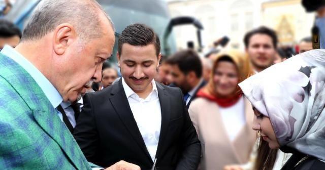Erdoğan'dan 15 Temmuz gazisine büyük jest