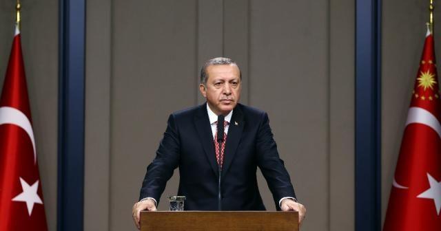 Erdoğan'dan Afganistan'a taziye mesajı