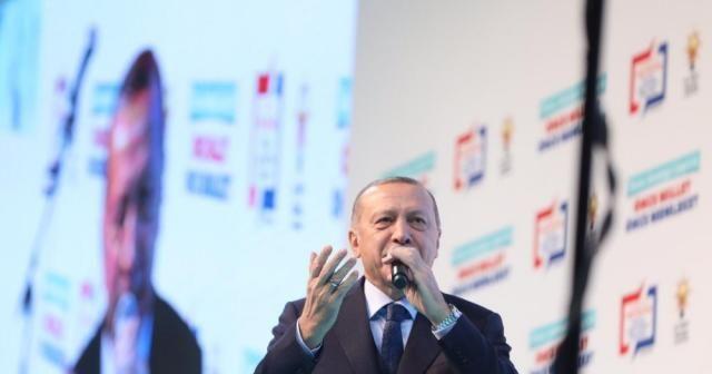 Erdoğan'dan teşkilat başkanlarına talimat