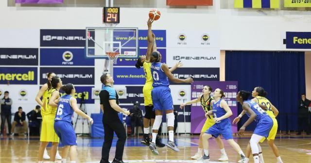 Fenerbahçe 6. galibiyetini elde etti
