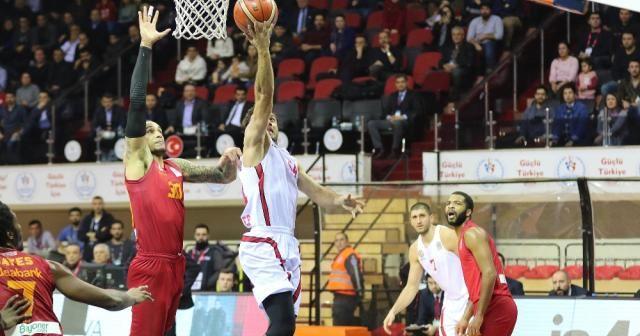 Gaziantep Galatasaray'ı devirdi