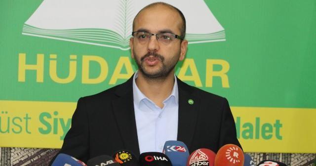 HÜDA-Par yerel seçimlere katılmama kararı aldı