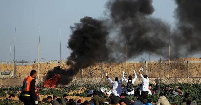 İsrail askerleri 1 kadını şehit etti, 25 kişiyi yaraladı