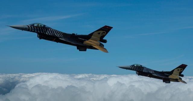 Kuzey Irak'a hava harekatı: En az 6 terörist !