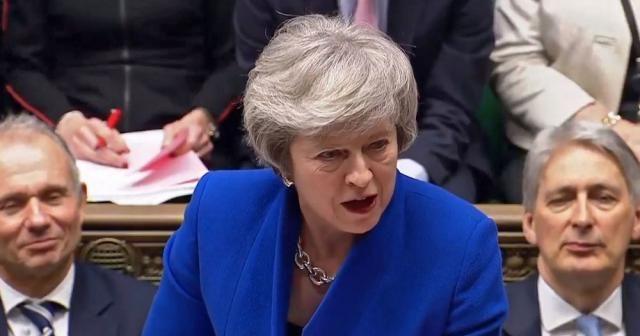 May, Avrupa Birliği ile yeniden müzakere edecek