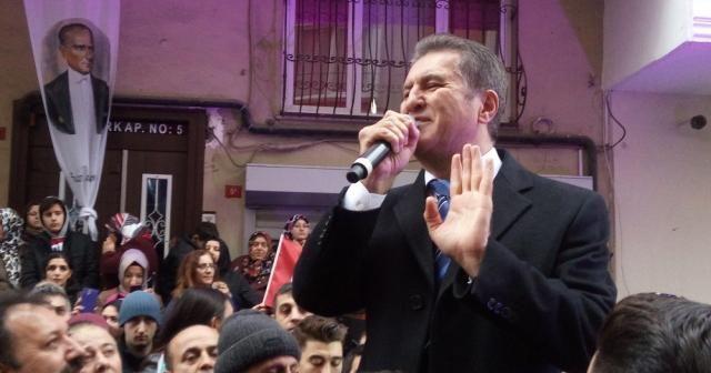 Sarıgül'den istifa açıklaması