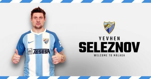 Seleznov Malaga'da