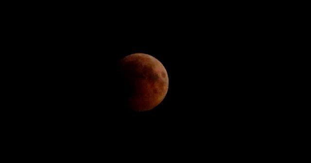 Tam Ay tutulması 21 Ocak'ta