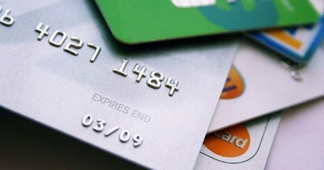 Toplam kartlı ödemeler 2018'de yüzde 21 arttı