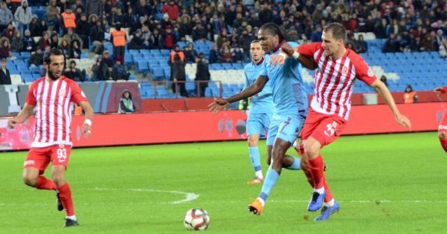 Trabzonspor'dan 2-1'lik avantaj