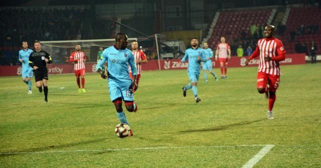 Trabzonspor güle oynaya finalde
