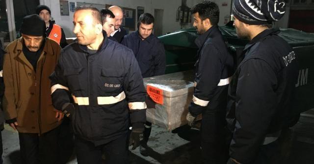 """Zeynep'in cenazesi baba ocağında: """"Canımızı kaybettik"""""""