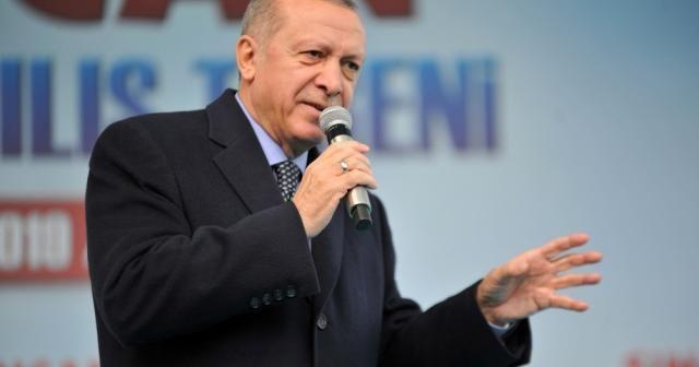 Cumhurbaşkanı Erdoğan Afyonkarahisar'a geliyor