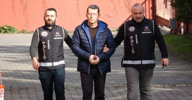 İstanbul'da yakalanan FETÖ şüphelisi tutuklandı
