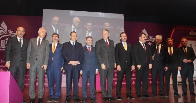 4'üncü 'Avrasya Yükseköğretim Zirvesi' başladı