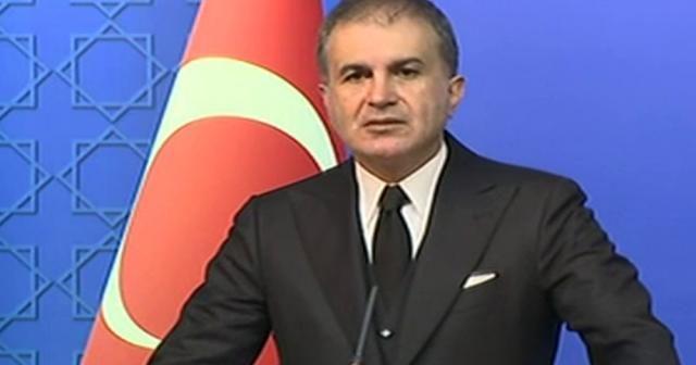 """AK Parti Sözcüsü Çelik :""""Kazanın nedenini soruşturmanın sonunda öğrenmiş olacağız"""""""