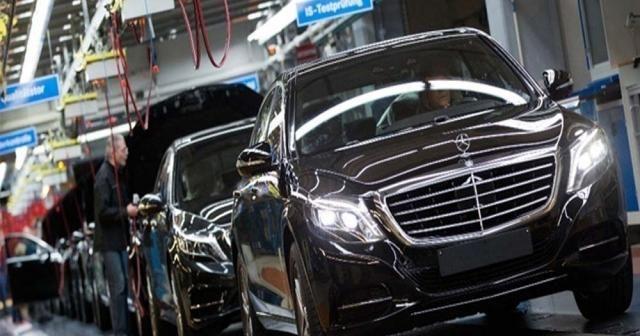 Avrupa otomobil pazarı azaldı