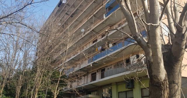 Bahçelievler'de 11 katlı bina mühürlendi