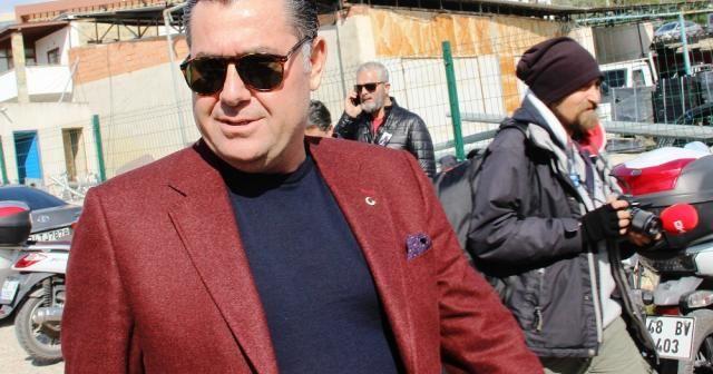 Bodrum Belediye Başkanı Kocadon CHP'den istifa etti