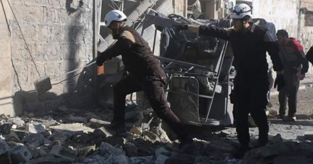 Esad sivilleri vuruyor: 5 ağır yaralı