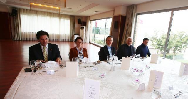 Fenerbahçe'den Zenit yönetimine yemek