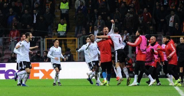 Galatasaray-Benfica maçına yabancı basından yoğun ilgi