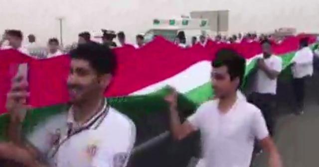 İşte dünyanın en uzun bayrağı: 2 bin 19 metre !