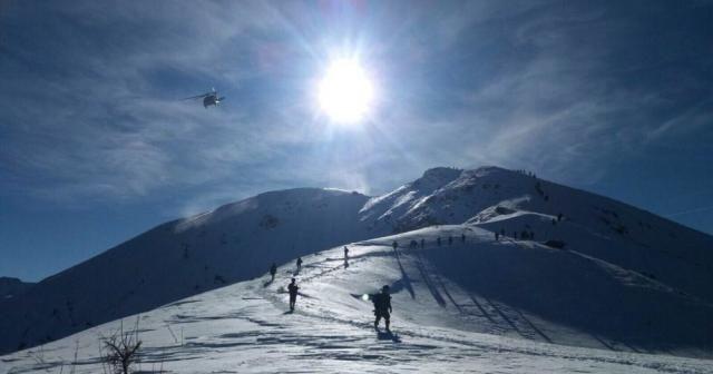 Jandarmadan PKK'nın kış yapılanmasına ağır darbe