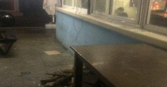 KKTC Dışişleri Bakanı Özersay'a bölge ziyaretlerinde saldırı