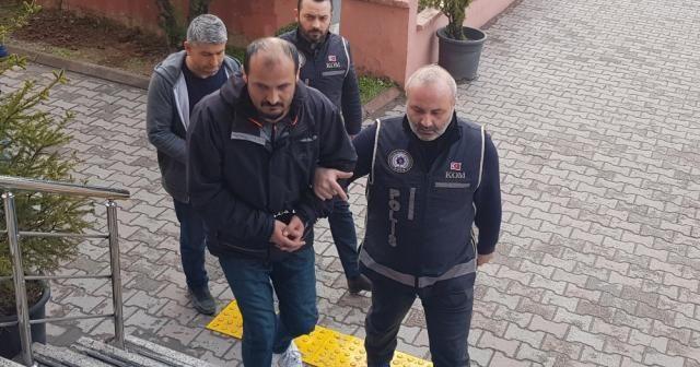 Sınav sorularını temin eden 3 şüpheliden 1'i tutuklandı